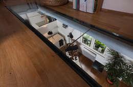 ausgefallene Schlafzimmer von Agence sébastien Markoc