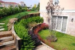 Bahçevilla Peyzaj Tasarım Uygulama – SONRAKİ / AFTER:  tarz