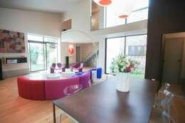 Salon de style de style Moderne par homify