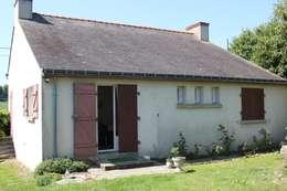 Dom na południu Francji: styl , w kategorii  zaprojektowany przez ZIZI STUDIO Magdalena Latos