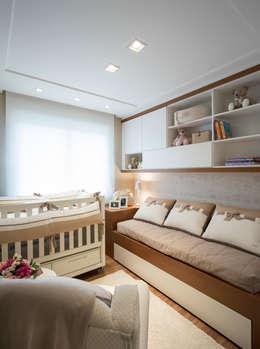 Детская комната в . Автор – Pura!Arquitetura
