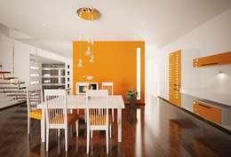 Cocinas de estilo minimalista por Barcelona Pintores.es