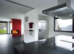 Cocinas de estilo moderno por Barcelona Pintores.es