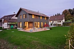 Case in stile In stile Country di Giesser Architektur + Planung