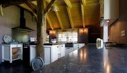 Project Arrien: landelijke Keuken door de Lange keukens