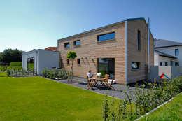 Дома в . Автор – Bau-Fritz GmbH & Co. KG
