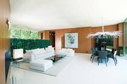 Livings de estilo moderno por SilvestrinDesign