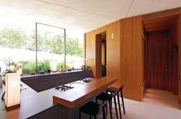 Cocinas de estilo moderno por SilvestrinDesign