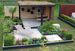 modern Garden by Best4hedging