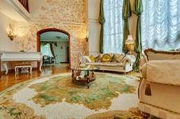 تنفيذ Authors carpets 'Palazzo Design'