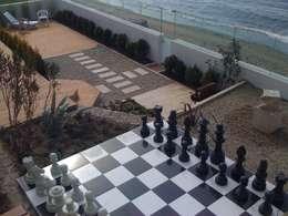 moderner Garten von GREENLİNE PEYZAJ