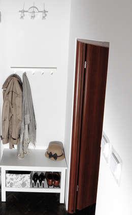 Home staging domu w centrum Krakowa: styl , w kategorii  zaprojektowany przez AgiDesign