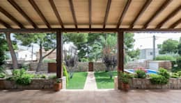 LLIBERÓS SALVADOR Arquitectos: rustik tarz tarz Evler