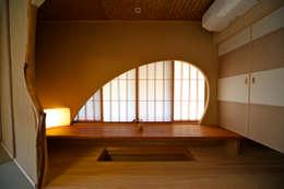 .: 株式会社高野設計工房が手掛けた和室です。