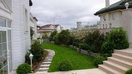 Bahçevilla Peyzaj Tasarım Uygulama – Acarkent: klasik tarz tarz Bahçe