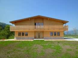 SilvestrinDesign: kırsal tarz tarz Evler