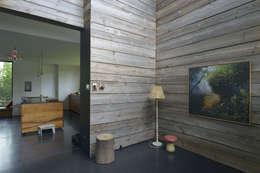 Helm Westhaus Architekten:  tarz Koridor ve Hol