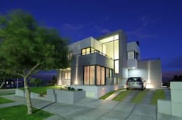 Proyecto D1: Casas de estilo moderno por CLEMENT-RICO I Arquitectos