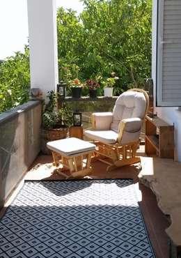 Balcones y terrazas de estilo moderno por Green Decore