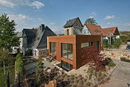 Casas de estilo  por GUCKES & PARTNER Architekten mbB