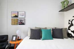 Habitaciones de estilo moderno por Duda Senna Arquitetura e Decoração