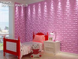 Walls & flooring by Group Enerji Yapı Dekorasyon