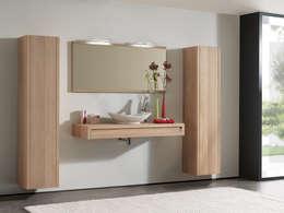 Salle de bain de style de style Moderne par F&F Floor and Furniture