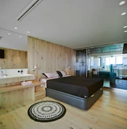 Dormitorios de estilo mediterraneo por Antonio Macia A&D