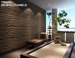 Walls & flooring by Group Enerji Yapı Dekorasyon