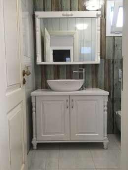 istanbul mutfakart – banyo: akdeniz tarzı tarz Banyo