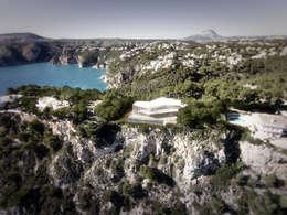 mediterranean Houses by Lemons Bucket
