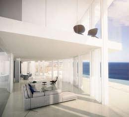 mediterranean Living room by Lemons Bucket