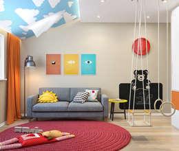 Projekty,  Pokój dziecięcy zaprojektowane przez VAE DESIGN GROUP™
