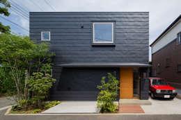 modern Houses by 株式会社リオタデザイン