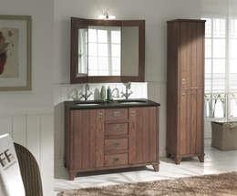 Banheiro  por F&F Floor and Furniture
