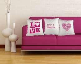 modern Bedroom by Klebefieber.de - Apalis GmbH