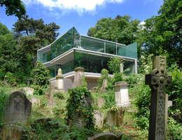 minimalistic Houses by Eldridge London