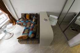 Климт.: Рабочие кабинеты в . Автор – In/De/Art