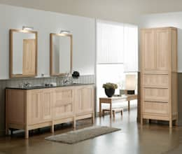 Ванная комната в . Автор – F&F Floor and Furniture