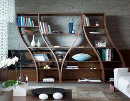 Projekty,  Salon zaprojektowane przez Stefan Heiliger Design