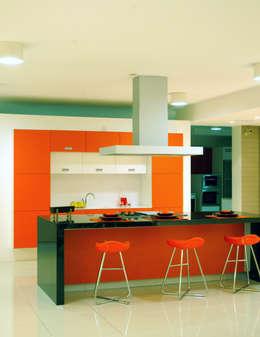 Projekty,  Kuchnia zaprojektowane przez BT Mimarlık