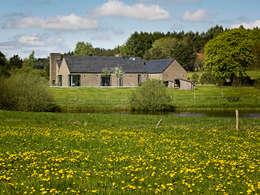 Projekty, skandynawskie Domy zaprojektowane przez C.F. Møller Architects