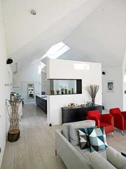 Projekty,  Salon zaprojektowane przez C.F. Møller Architects