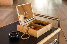 Pour vous mesdames: Salle de bain de style de style Moderne par Salle de Bains Déco.com