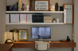 modern Study/office by Patrizia Massetti