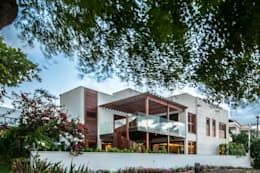 Renato Teles Arquitetura: tropikal tarz tarz Evler