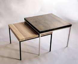 NordLoft - Industrial Design: minimal tarz tarz Oturma Odası