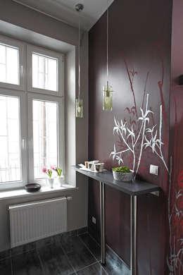 Kawalerka: styl , w kategorii Kuchnia zaprojektowany przez Tarna Design Studio