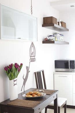 Kuchnia: styl , w kategorii Kuchnia zaprojektowany przez Tarna Design Studio