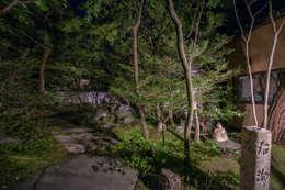 Projekty,  Ogród zaprojektowane przez 株式会社近江庭園